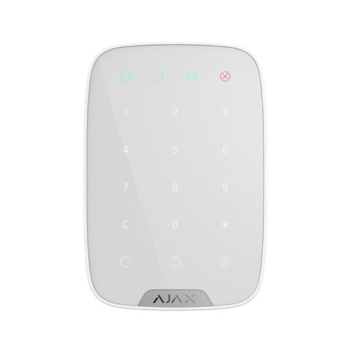Ajax Key Pad White