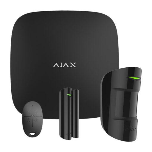 Ajax Hub Kit Μαύρο