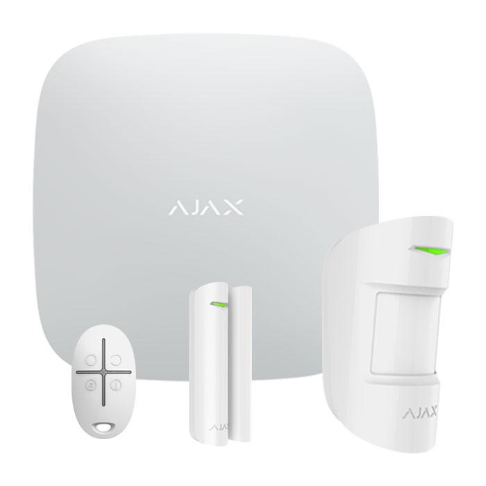 Ajax Hub Kit Λευκό