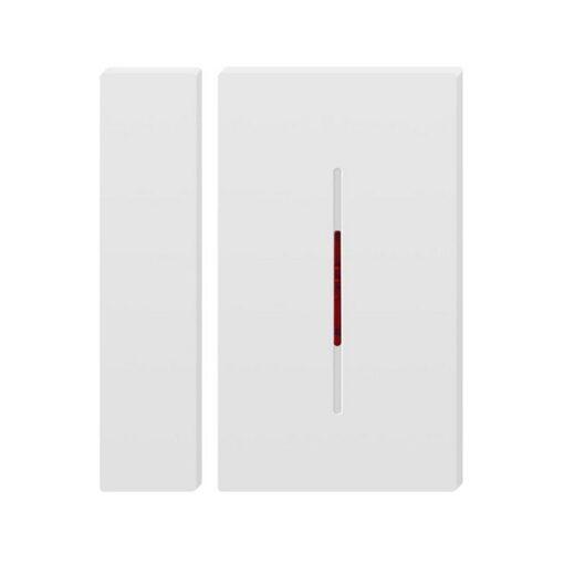 SONOFF Μαγνητικός Αισθητήρας συναγερμού DW1, 433.92MHz, 12V 23A, λευκός