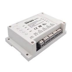 SONOFF Smart Διακόπτης 4CH PRO R2, 4 θέσεων, 10A, WiFi, RF, λευκός