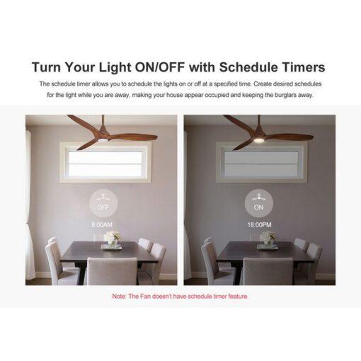 SONOFF Smart Control για ανεμιστήρα οροφής IFAN02, WiFi, 1250W