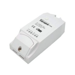 SONOFF Smart Διακόπτης TH16, υγρασίας - θερμοκρασίας, 1A, WiFi, λευκό