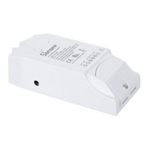 SONOFF Smart Διακόπτης DUALR2, 2 θέσεων, 15A, WiFi, λευκός